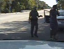 Sandra Bland arrest video