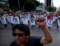 Mexico clandestine graves