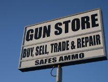 Gun store Fotolia