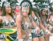 Caribbean Carnival parade