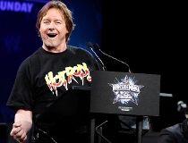 "WWE Hall of Fame Wrestler ""Rowdy"" Roddy Piper"
