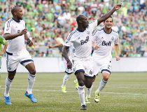 Vancouver Whitecaps defender Pa-Modou Kah