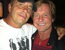 Bret Hart & Rowdy Roddy Piper