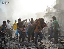 Syrian jet crash