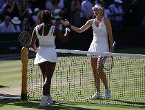 Serena Williams/Maria Sharapova FILES Aug. 27/15