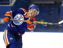 Connor McDavid at the NHLPA rookie showcase_13