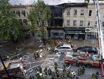 Brooklyn blast