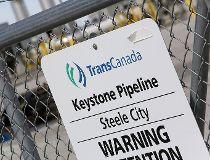 TransCanada Keystone Pipeline pump station