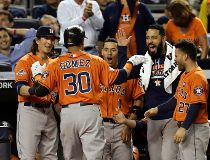 Astros-Yankees Oct. 6/15