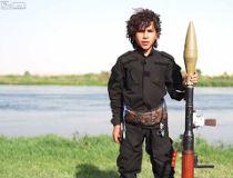 ISIS boy