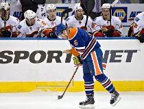 Edmonton Oilers' Taylor Hall