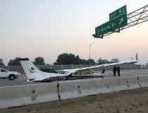 Idaho plane crash landing