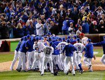 Cubs celebrate Oct. 13/15