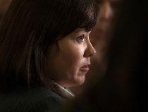 Alberta Minister of Justice Kathleen Ganley