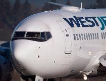 WestJet Boeing 737-700
