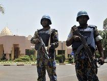UN peacekeeper Mali