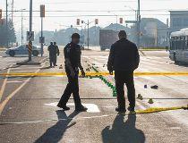 Peel Regional Police say Brampton man struck by dump truck in hit and run in Brampton_10