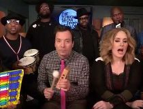Adele Tnoght Show