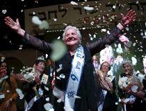 Beauty contest honours Holocaust survivors