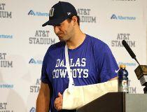 Romo hurt again