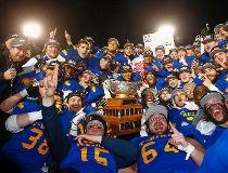 UBC Thunderbirds win Vanier Cup