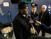 Edmonton Eskimos return as Grey Cup champs
