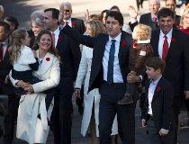 Trudeau family