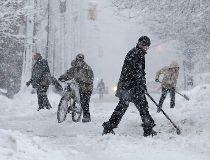 Ottawa snowfall