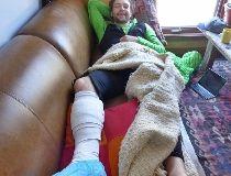 Greg Boswell Banff bear attack survivor