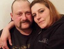 Dan Miller and Roxanne Berube. (