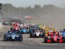 Edmonton IndyCar race