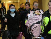 Injured Air Canada flight AC088