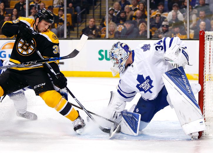 Maple Leafs' milestone men modest