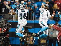 Panthers quarterbacks Jan. 24/16