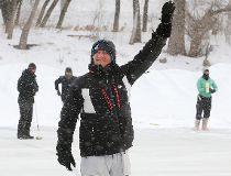Ironman Curling Bonspiel