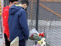 Brothers Ramsay and Omar Ajram mourn twin teens Jordan and Evan Caldwell