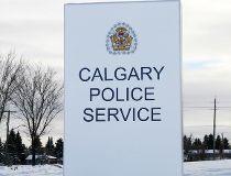 Calgary Police Service building filer