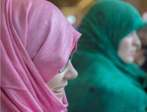 hijab event