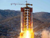 North Korea rocket launch