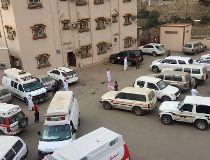 saudi shooting