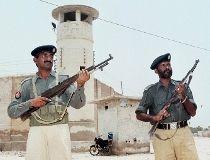 Pakistani policemen
