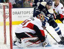 Ottawa Senators' Craig Anderson