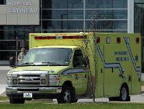 Gatineau ambulance