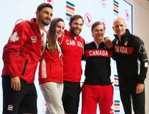 Olympics gear