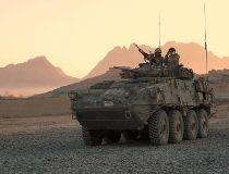 Light armoured vehicles