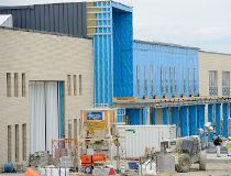 Alberta school construction