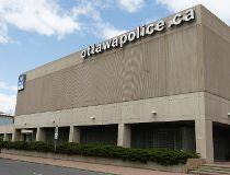 Ottawa police headquarters