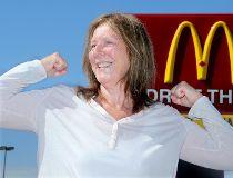 Esther Brake, ex-McDonalds manager