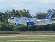 Bombardier's CSeries