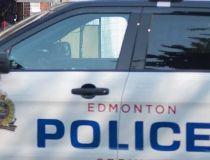 Edmonton police car.